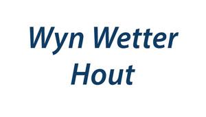 Wyn Wetter Hout