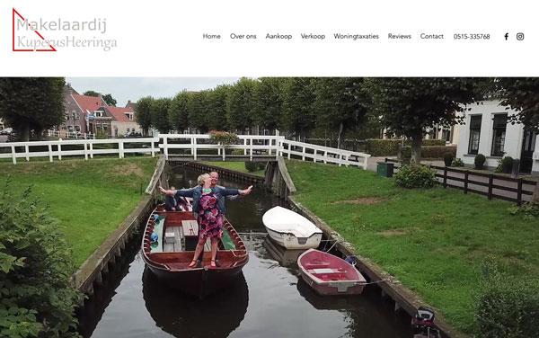 Nieuwe website voor Kuperus Heeringa